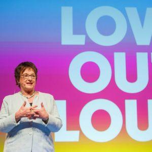 Bundeswirtschaftsministerin Brigitte Zypries (SPD) sieht gute Chancen für deutsche Start-ups im IoT-Bereich.
