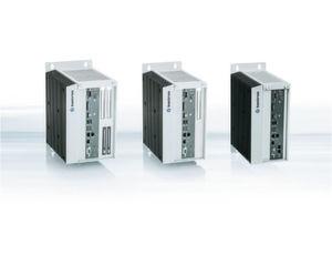 KBox-C-Serie von Kontron: Die wartungsfreie Rechnerplattform lässt sich nach Kundenwunsch konfigurieren und wird etwa bei Heidelberger Druckmaschinen eingesetzt.