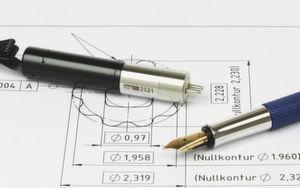 Die Pumpe mzr-2521 fördert Flüssigkeiten im Mikroliter- bis Milliliterbereich und kommt in zahlreichen Analysegeräten zum Einsatz.
