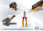 Unter automation24.de erhältlich: Weidmüller-Werkzeuge zum Schneiden, Abisolieren, Crimpen, Prüfen und Schrauben.