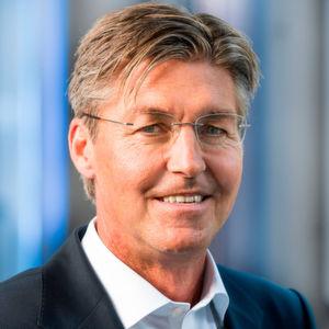 Haspa-Generalbevollmächtigter Andreas Mansfeld will mit dem Next Logistics Accelerator die besten europäischen Start-ups nach Hamburg holen.