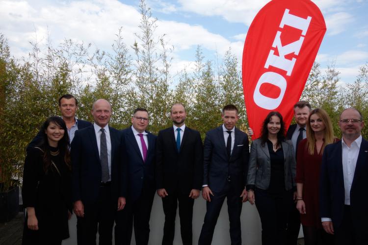 Das OKI Team ist bereit für die zweite Oskar Night.