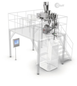 Glatt View Conti measures the operating conditions und synchronizes all process units to allow their simultaneous operation.