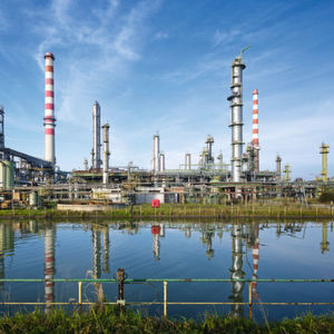 Industrial history (in the meantime): the Ingolstadt refinery