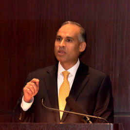 """""""Today represents the launch of our latest innovation in plastics technology,"""" said Bob Patel, Lyondell Basell CEO."""