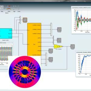 Systemsimulation für die Elektrotechnik ermöglichen die Lösungen von Altair.