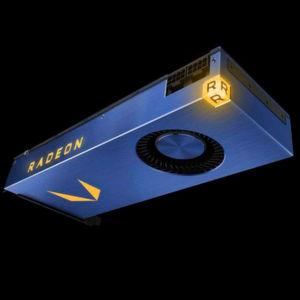 AMD versucht mit der Vega-GPU Nvidia auszustechen.