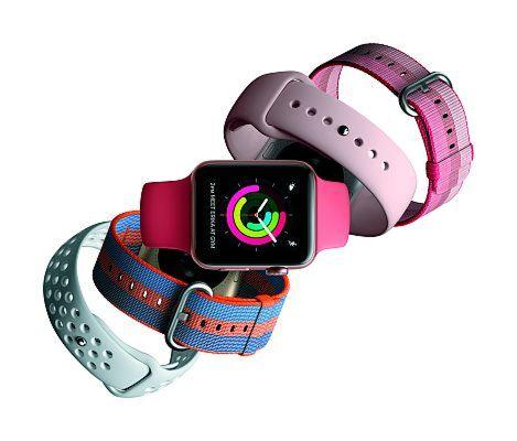 Apple Watch Hero: Eingebautes GPS, wasserresistent bis 50 m und zahlreiche Fitnessfunktionen