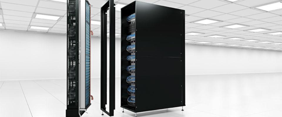 Stulz bietet eine Rack-basierte Kühlung mit bis zu 32 Kilowatt Kälteleistung an.