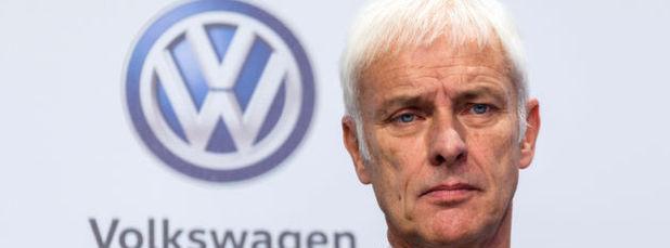 Wünscht sich vermutlich seine Zeit als Porsche-Boss zurück: Gegen VW-Konzernchef Matthias Müller laufen Ermittlungen wegen des Verdachts der Marktmanipulation im Diesel-Skandal.
