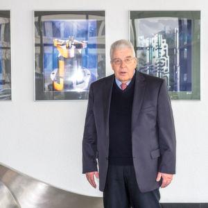Dr. Dieter Kress, geschäftsführender Gesellschafter der Mapal Dr. Kress KG, feiert am 18. Mai seinen 75. Geburtstag.