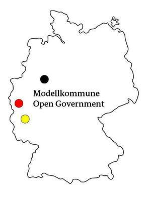 Neun Kommunen als Vorbild für andere ausgewählt