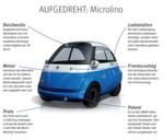 Nach 161.728 verkauften Einheiten ging im Jahr 1962 eine Ära zu Ende, als die letzten BMW Isetten vom Band rollten. 55 Jahre später feiert der im Volksmund Knutschkugel getaufte Zwerg seine Wiederauferstehung. Diesmal rein elektrisch, 450 Kilogramm leicht und bereits tausendfach vorbestellt: Der Microlino von Micro Mobility will wie sein Urahn erneut die Massen verzücken. Micro Mobility heißt der Hersteller, der ab 2018 die ersten Microlino ausliefern will. // BK