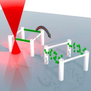Tinte für 3D-Drucker erstmals lösbar