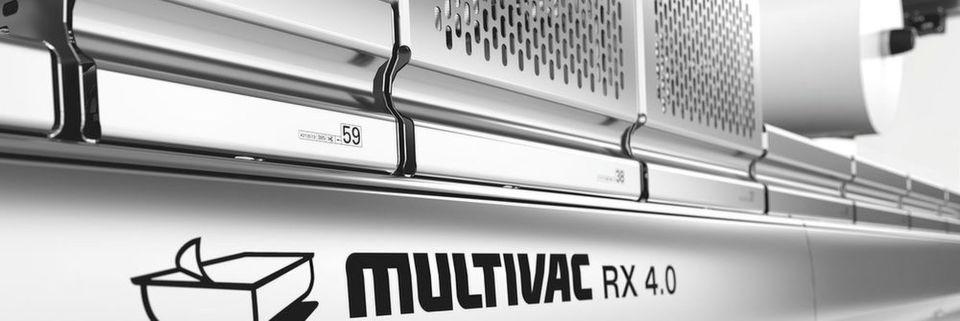 Durch eine vollständige Digitalisierung, eine umfassende Sensorik und das Zusammenspiel mit der Multivac-Cloud soll die X-line eine maximale Packungssicherheitund eine höhere Prozessgeschwindigkeit bieten.