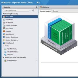 Automatisierte Netzwerk-Virtualisierung mit VMware NSX