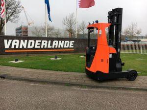 Operiert zwar weiter eigenständig, aber seit dem 18. Mai 2017 offiziell unter dem Dach von TICO: der niederländische Intralogistikspezialist Vanderlande.