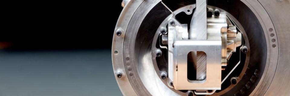 Steve Lindsey ist mit seiner neuen Kompressortechnik für den Europäischen Erfinderpreis 2017 nominiert.