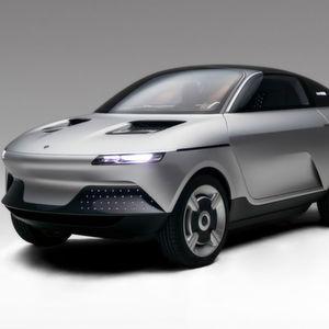 Asahi Kasei Launches Electric Concept Car