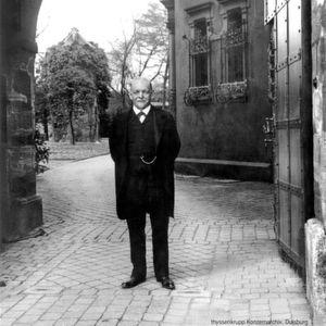 Vor 175 Jahren wurde August Thyssen geboren