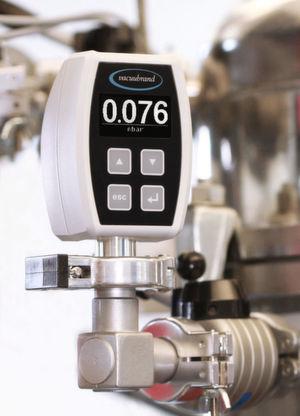 Neue Vakuum-Messgeräte mit integrierten chemiebeständigen Sensoren