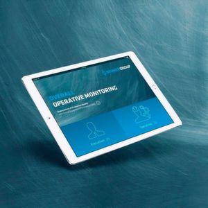 Die neue Beumer-App ermöglicht es Anwendern, über ihre mobilen Endgeräte den aktuellen Status der an ihr System angeschlossenen Anlagen im Blick zu behalten.