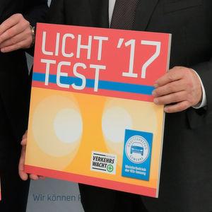 Startschuss für Licht-Test 2017