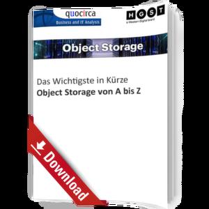 Object Storage von A bis Z