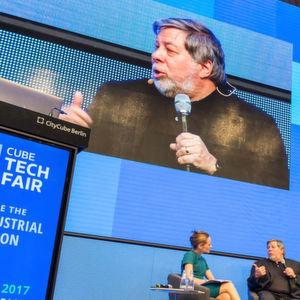 Über 200 Start-Ups, eine Tech-Legende & ein bisschen Hollywood Flair