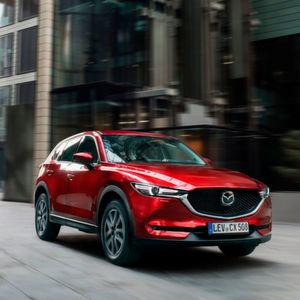 Mazda CX-5: Weniger ist mehr
