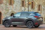 """Mazda hat das """"Kodo""""-Design im neuen CX-5 verfeinert."""
