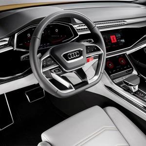 Was Android im Audi Q8 bietet