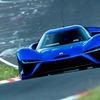 Chinesischer E-Bolide schafft weiteren Nürburgring-Rekord