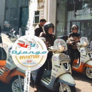 Peugeot: Django Adventure-Tour, die zweite