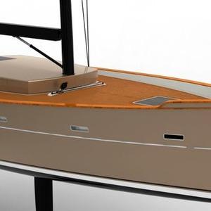 Erste vollständig 3D- gedruckte Yacht