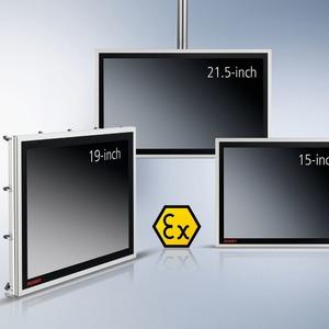 PC-Panel für die Ex-Zone 2/22 einsatzbereit