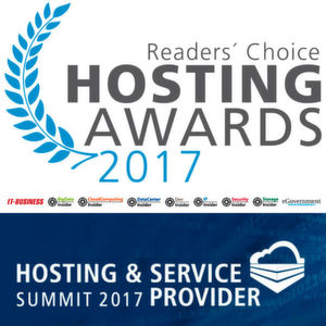 Hosting & Service Provider Summit 2017 und Verleihung der HOSTING AWARDS.