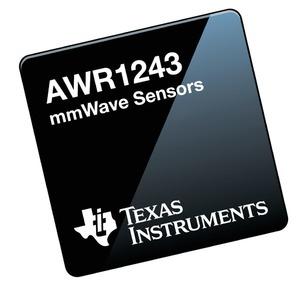 Weltweit präzisestes Portfolio an Millimeterwellen-Sensoren