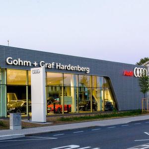 Die großen Autohändler: Graf von Hardenberg-Stiftung