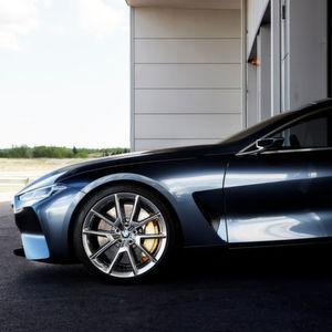 BMW 8er-Studie: Die Münchner Krönung