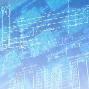 Systemumgebung für Daten- und Prozesssteuerung in der Elektrotechnik