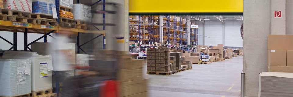 Hörmann lässt SAP-basiert transportieren