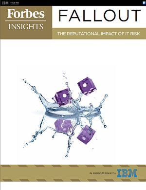 The Reputational Impact Of IT Risk