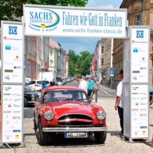 Oldtimer wecken an Pfingsten Emotionen