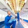 Additive manufacturing for aircraft interior
