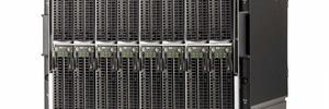 HP ProLiant BL2x220c G5 ermöglicht Scale-Out-Infrastrukturen