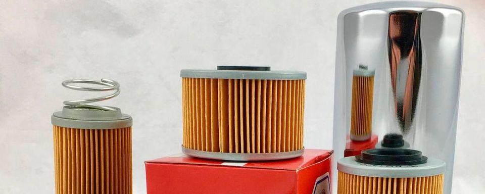 Die Filteranlagen von MIW bestehen größtenteils aus Baumwolle.