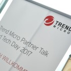 Trend Micro Partner Talk und Tech Day 2017