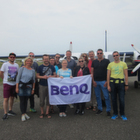 BenQ meets friends auf Norderney