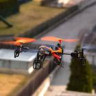 Drohnenabwehr mit Laser, Richtfunk und Netz